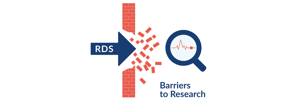 RDS NW Barrier to Research logo
